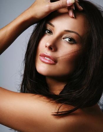 «Мисс Вселенная-2002» Оксана Федорова. Фото с сайта musring.ru