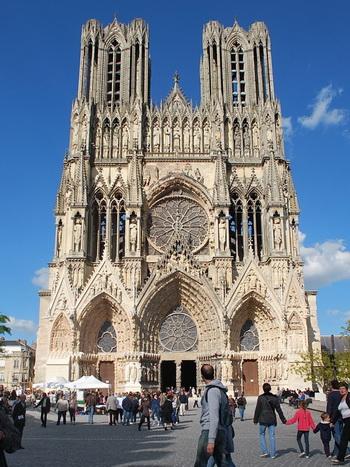 Собор Нотр-Дам в Реймсе. Фото с сайта theepochtimes.com