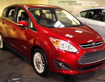 Ford. Фото: Getty Images