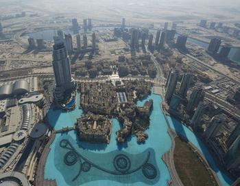 Дубай. Фото РИА Новости