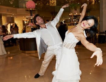 Шоу-балет LUMIERE. Фото предоставлено пресс-службой Фонда Галины Мазурской