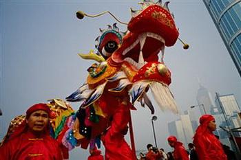 Китайский Новый год 2012: как привлечь счастье. Фото: Getty Images