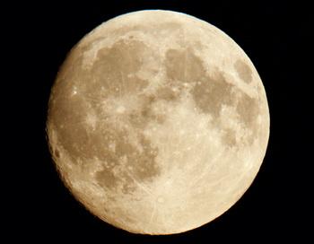 Поповкин: Роскосмос готовится осваивать Луну. Фото РИА Новости