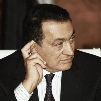 Бывший президент Египта Хосни Мубарак. Фото РИА Новости