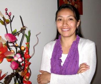 София Эредиа, Лима, Перу. Фото: Великая Эпоха (The Epoch Times)