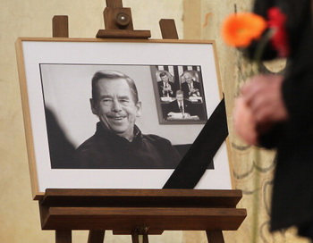 Вацлав Гавел. Фото: Sean Gallup/Getty Images