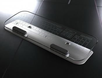 Мультисенсорная клавиатура Giddings Product Development имеет «открытую» технологию, что позволяет пользователям настраивать её на свой лад. Фото с сайта theepochtimes.com