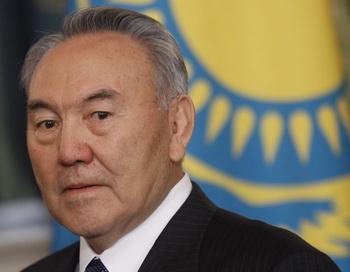 Президент Казахстана Нурсултан Назарбаев. Фото: MIKHAIL METZE/Getty Images