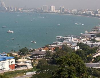 Таиланд. Город Паттайя. Фото РИА Новости