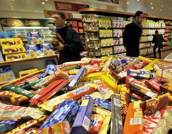 От хронической усталости лечит темный шоколад . Фото: FABRICE COFFRINI/AFP/Getty Images
