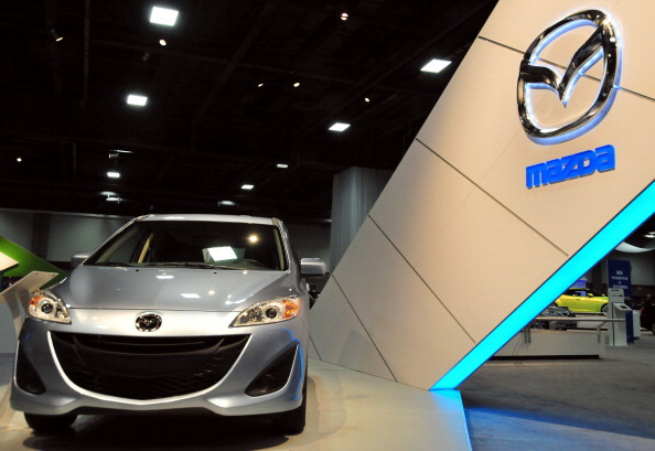 Mazda. Фото: Getty Images