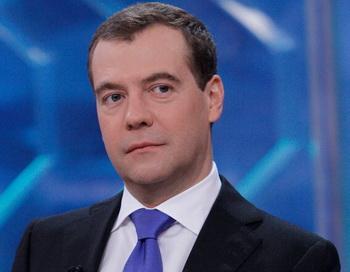 Дмитрий Медведев. Фото: Getty Images