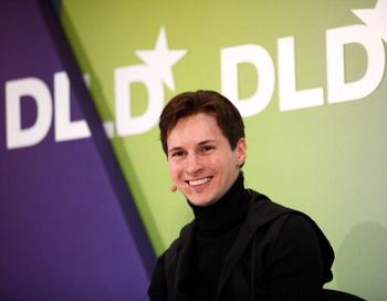 Основатель социальной сети  «Вконтакте» Павел  Дуров. Фото: Getty Images