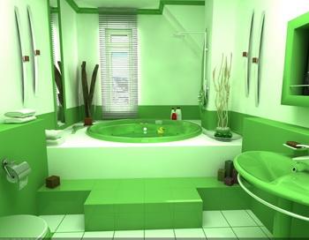 Ремонт в ванной комнате – за одни выходные. Фото с сайта servimg.com