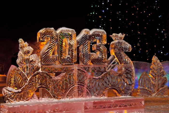 Новогодний Абакан. Республиканская новогодняя ёлка. Фоторепортаж. Фото: Сергей Тугужеков/Великая Эпоха (The Epoch Times)