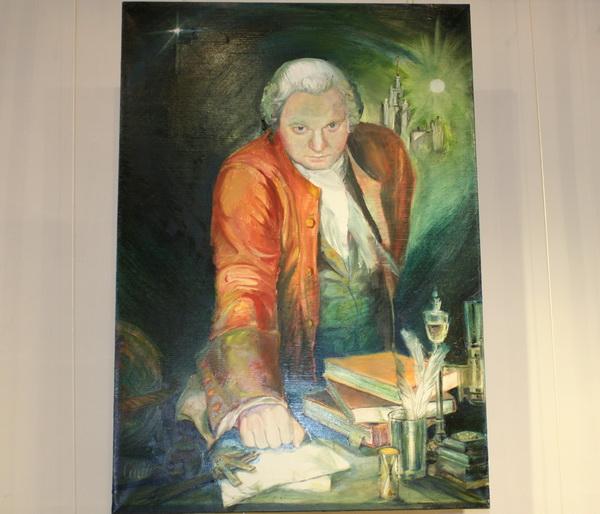 Выставка Аиды Лисенковой-Ханемайер «Они прославили Россию». Фото: Светлана Ким/Великая Эпоха (The Epoch Times)