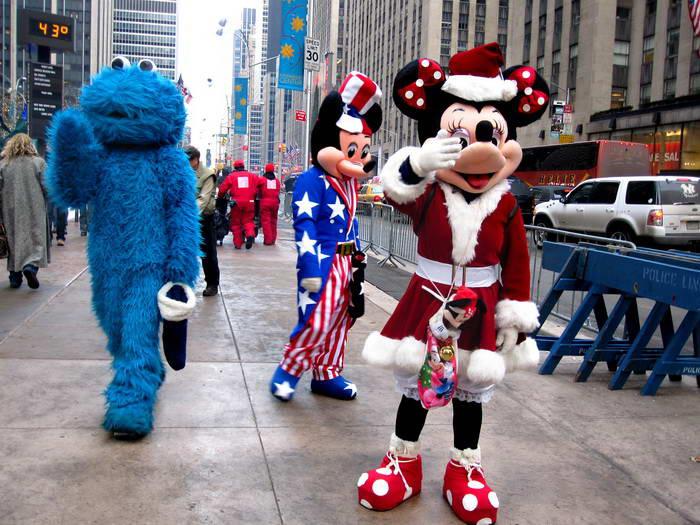 Нью-Йорк готовится к Новому году. Фото: Ирина Лаврентьева/Великая Эпоха (The Epoch Times)