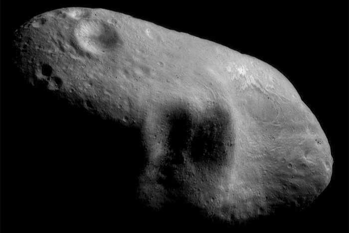Астероид. Фото: NASA/GettyImages