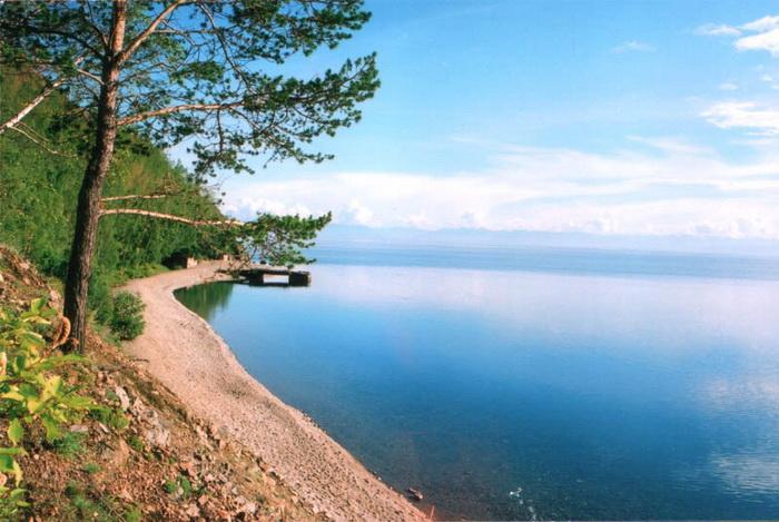 Озеро Байкал. Фото с сайта krug.com.by