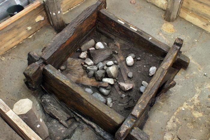 Археологи открыли колодец, которому 7000 лет. Фото: spiegel.de