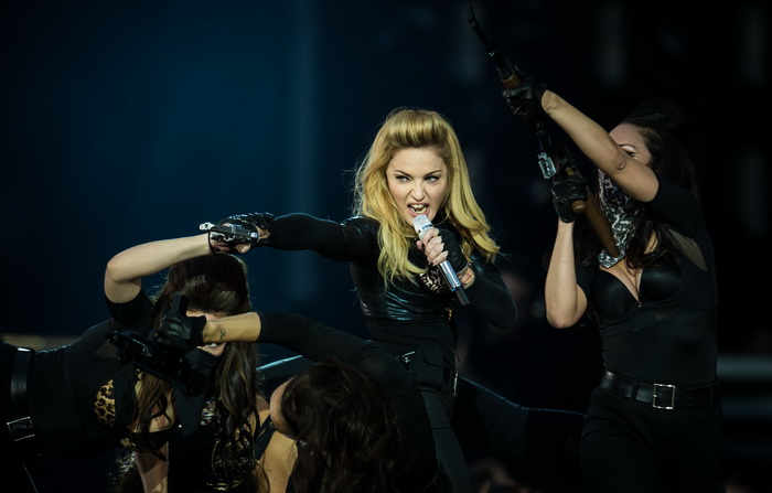 Мадонна выступит в Москве и откроет фитнес-клуб. Фото: Ian Gavan/Getty Images