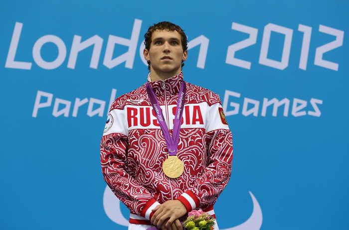 Денис Тарасов. Фото: Clive Rose/AFP/GettyImages