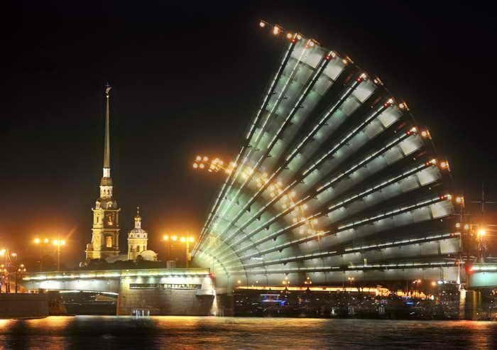 Экскурсии Петербург. Фото: OLGA MALTSEVA/AFP/GettyImages