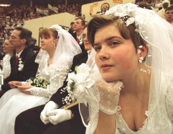 Свадьба. Фото: Getty Images