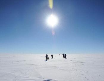 Российские учёные сделали сенсационное открытие, подо льдом Антарктиды найдено золото и чешуя неизвестной науке рыбы.Фото: Getty Images