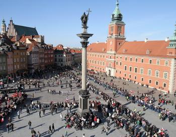 Польские визовые центры будут открыты в России. Фото: AFP/Getty Images