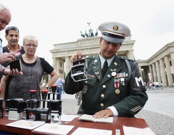 Испания поддерживает отмену визового режима между Россией и странами Евросоюзом.Фото:Andreas Rentz/Getty Images News