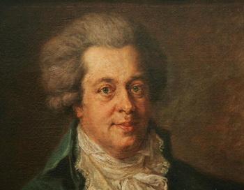 Найдена ранее неизвестная композиция Моцарта. AFP/Getty Images