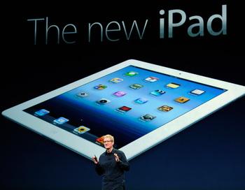 Apple вернёт деньги покупателям iPad в Австралии, обманутым рекламой. Фото: Kevork Djansezian/Getty Images