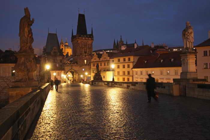 Прага. Фото: Sean Gallup/Getty Images
