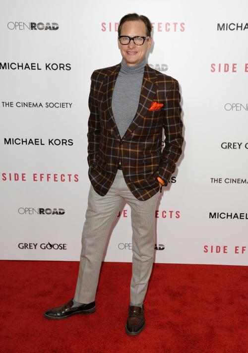 Карсон Крессли на премьере фильма «Побочные эффекты» в Нью-Йорке, 31 января 2013 года. Фото: Dave Kotinsky / Getty Images