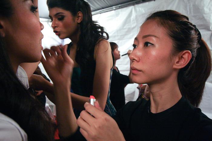 Конкурс красоты «Мисс мира Малайзия 2013» стартовал в Куала-Лумпуре 1 августа 2013 года. Фото: Rahman Roslan/Getty Images