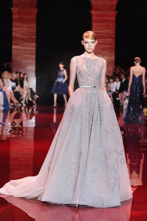Вечернее платье от сааб