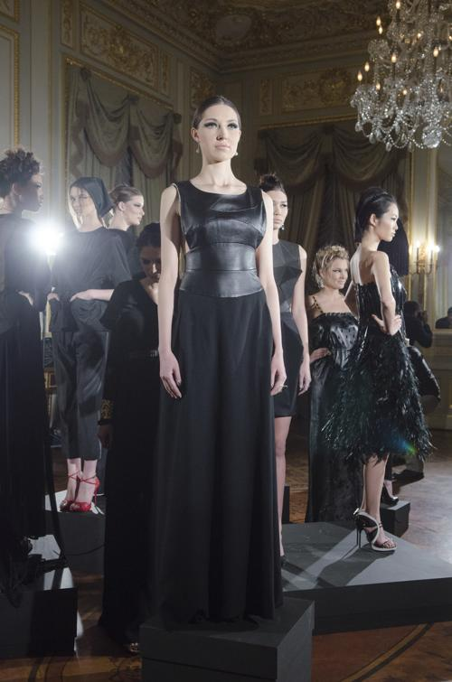 Российскую моду показали в Нью-Йорке. Фото: Kris Connor/Getty Images