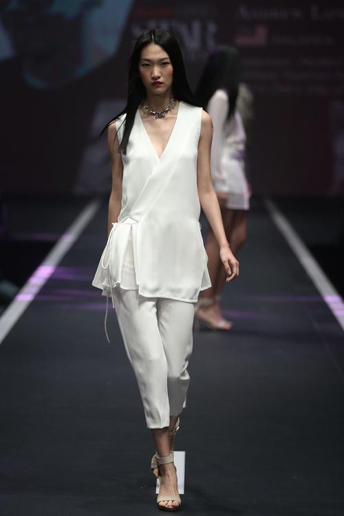 Коллекции Азии представили на Фестивале моды Audi в Сингапуре. Фото: Chris McGrath/Chris Mcgrath/Getty Images for Audi Star Creation