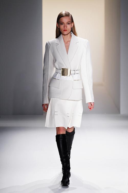 Коллекция от Кельвин Кляйн 2013. Фото: Peter Michael Dills/Getty Images for Mercedes-Benz Fashion Week