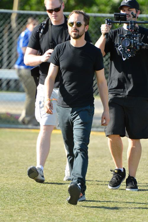 Актёр Джованни Рибизи на фестивале Coachella. Фото: Frazer Harrison / Getty Images for Coachella