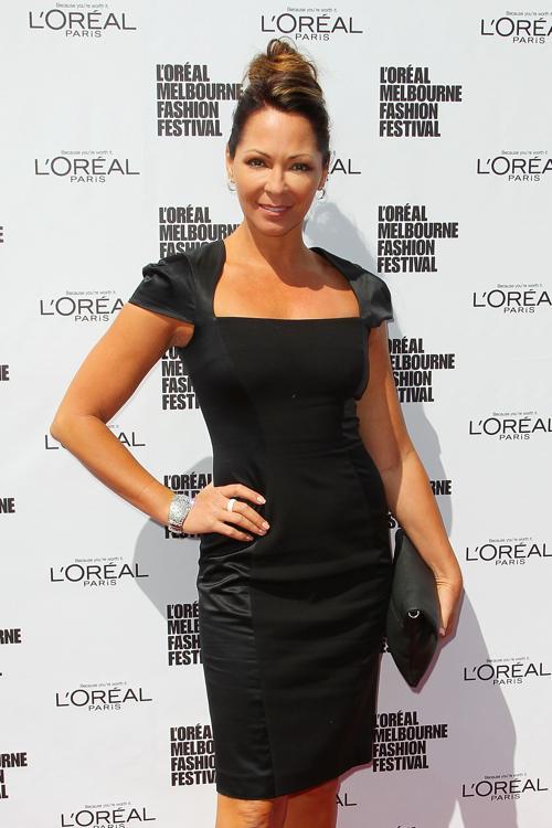 Фестиваль моды LOreal стартовал в Мельбурне. Фото: Graham Denholm/Getty Images