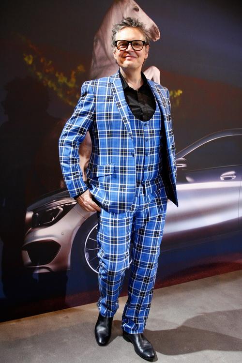 Кастинг-директор Рольф Шнайдер (Rolf Scheider) на Mercedes-Benz Fashion в Берлине, 18 января 2013 года. Фото: Anke Grelik/Getty Images