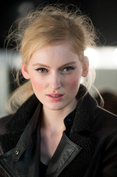 Причёски февраля 2013. Фото: Ian Gavan/Getty Images