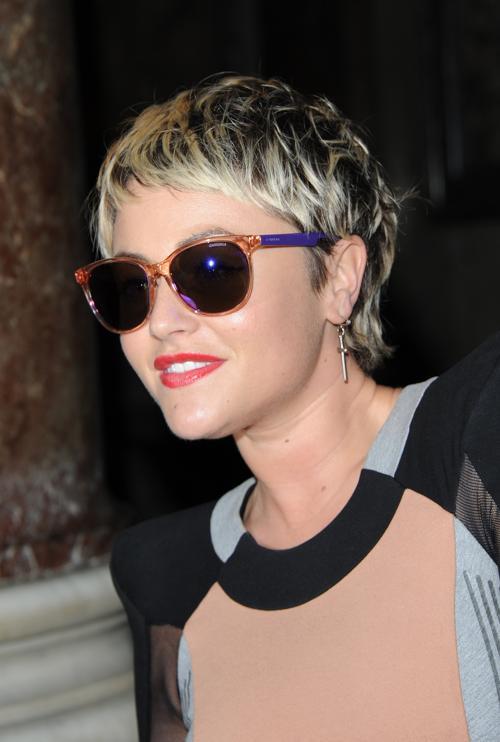 Причёски февраля 2013. Фото: Stuart Wilson/Getty Images