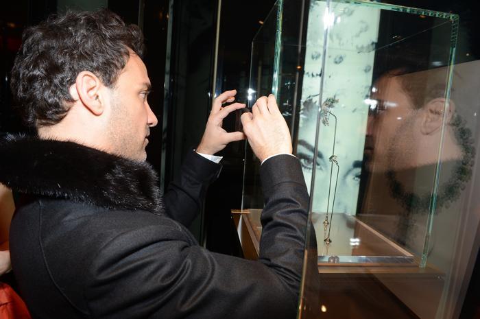 Драгоценности Элизабет Тейлор оценили звёзды Голливуда. Фото: Michael Buckner/Getty Images for Bulgar