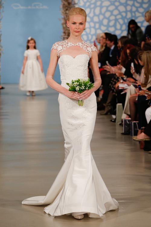 Оскара де ла рента свадебные платья