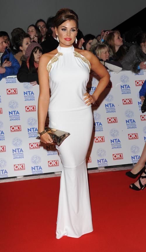 Джессика Уайт на церемонии вручения премии National Television Awards в Лондоне, 23 января 2013 года. Фото: Stuart Wilson / Getty Images