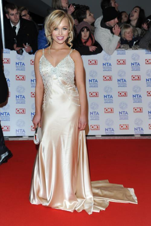 Джордж Портер на церемонии вручения премии National Television Awards в Лондоне, 23 января 2013 года. Фото: Stuart Wilson / Getty Images