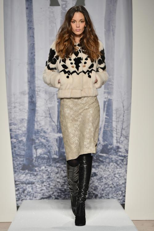 Коллекция «Айгнер» представлена на Неделе моды в Милане. Фото: Tullio M. Puglia/Getty Images